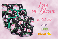 Diaper Rite | My Sweet Pickles Exclusive Love in Bloom