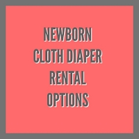 Newborn Diaper Rental Options - DEPOSIT ONLY