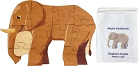 Shaped Jigsaw Puzzles from Maple Landmark