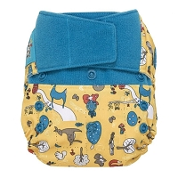 GroVia Cloth Diaper Shells - Hook and Loop Closure