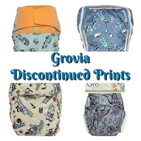 Grovia DISCONTINED PRINTS - All Styles | FINAL SALE NO RETURNS
