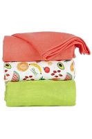Tula Blanket Set 3 pack - Various Prints