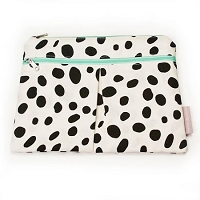 Logan and Lenora Wet + Dry Diaper Clutch