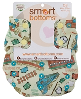 My Sweet Pickles Exclusive - Smart Bottoms Smart One 3.1 Organic AIO  My Sweet Caboose