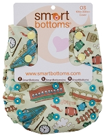 My Sweet Pickles Exclusive - Smart Bottoms Too Smart Cover - My Sweet Caboose