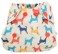 Smart Bottoms Born Smart Newborn Diaper