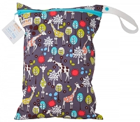 Smart Bottoms Large Smart Bag - Cotton Outer