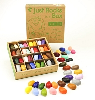 Crayon Rocks in a Box- 64 count