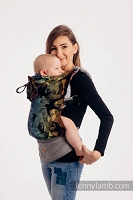 LennyGo FULL WRAP CONVERSION BABY SIZE Ergonomic Carrier