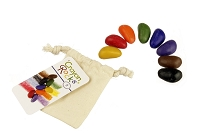 Crayon Rocks in a Bag