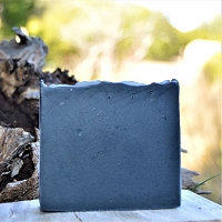 Sheepish Grins Charcoal Face and Body Soap