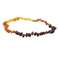 The Amber Monkey 12/13 Inch Necklace