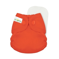 BumGenius Newborn 2.0 All in One Diaper USED