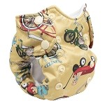 Smart Bottoms Born Smart 2.0 Newborn Diaper