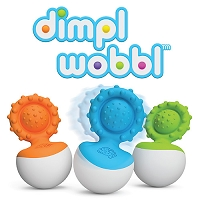 Dimpl Wobbl from Fat Brain Toys