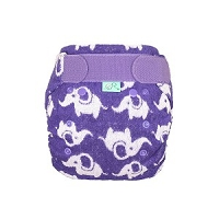 TotsBots Bamboozle Stretch Fitted Cloth Diaper