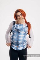 LennyGo FULL WRAP CONVERSION TODDLER SIZE Ergonomic Carrier