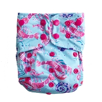 Lighthouse Kids Company All-in-One Cloth Diapers
