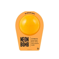 Da BOMB Bath Fizzers - Neon Orange Bomb