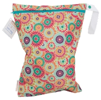 Smart Bottoms Large Smart Bag - Polycanvas Outer