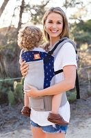 Tula Baby Coast Mesh Carrier - Baby and Toddler Size