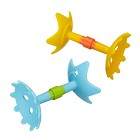 Teething SMART ez grip teether - star