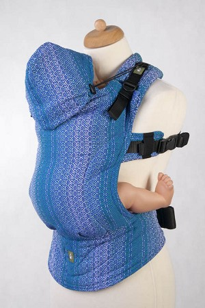 Lenny Lamb FULL WRAP CONVERSION TODDLER SIZE Ergonomic Carrier