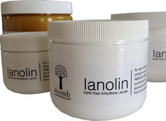 Sloomb Solid Lanolin - Unscented