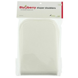 Blueberry Bamboo Doublers - 3 Pack