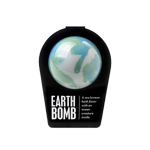 Da BOMB Bath Fizzers - Earth Bomb