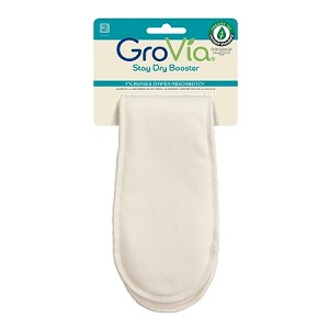 GroVia Stay Dry Booster - 2 Pack