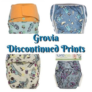 Grovia DISCONTINUED PRINTS - All Styles | FINAL SALE NO RETURNS