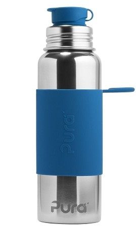 Pura Sport™ 28oz Bottle with Sleeve