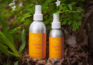 LuSa Organics - Hey, You. Shoo.  Natural Bug Spray