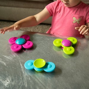 Whirly Squigz  from Fat Brain Toys