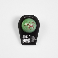 Da BOMB Bath Fizzers - Jingle Bomb