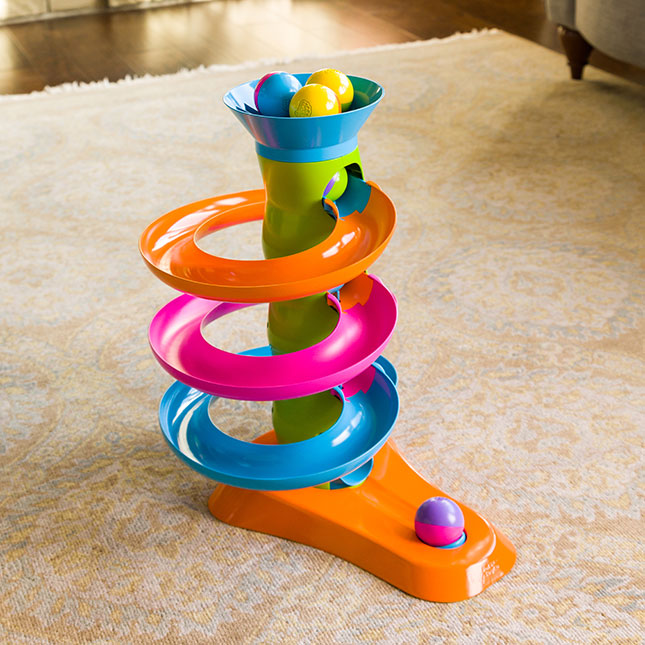 Roll Again Tower by Fat Brain Toys