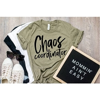 Chaos Coordinator Shirt by FAMSdesign