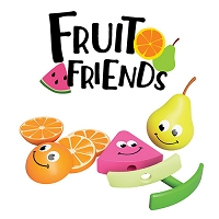 Fruit Friends from Fat Brain Toys