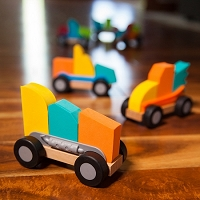 Mod Mobiles -from Fat Brain Toys