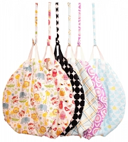 Hanging bag shown with matching hook