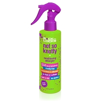 Rock The Locks 8.5 oz Not So Knotty Green Apple Conditioning Detangler