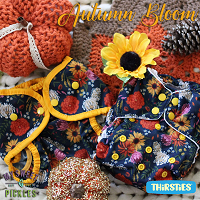 My Sweet Pickles Exclusive - Autumn Bloom by Thirsties