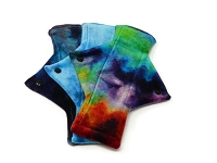 Hand Dyed Tie Dye