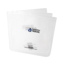 Planet Wise Travel Leakproof Gallon Bags - 3 pack