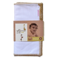 Geffen Baby High Quality Cotton Wipes (10-pack)
