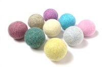 LooHoo Wool Dryer Balls - Singles